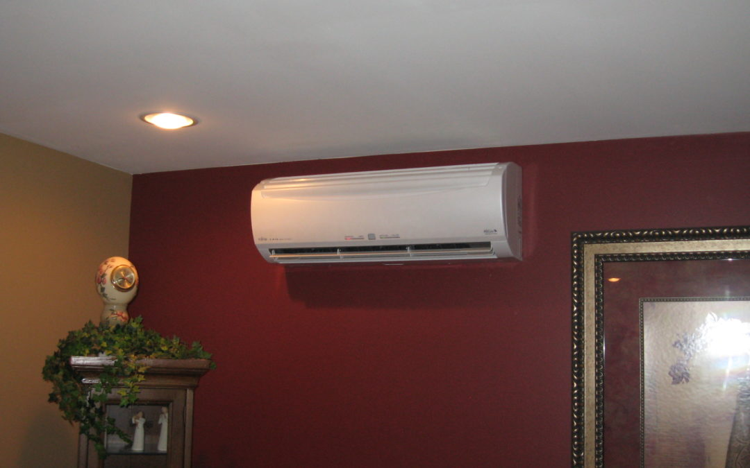 How a Mini Split can Improve your Home Comfort