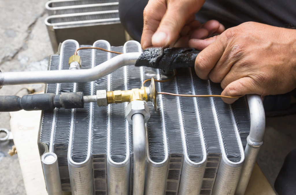 End of Summer Maintenance for your HVAC System