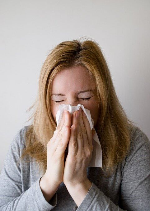 Suffering from Allergies?